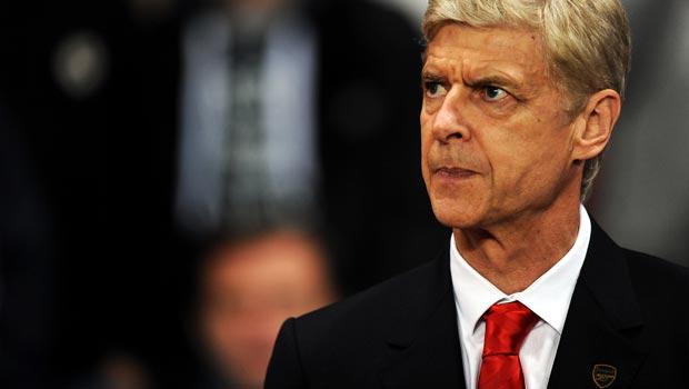 Arsenal manager Arsene Wenger Premier League