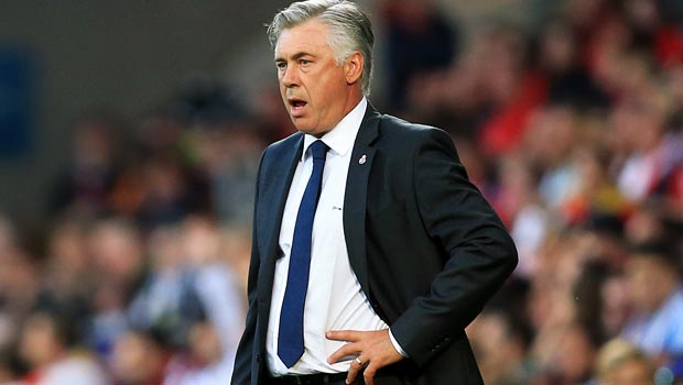 Carlo Ancelotti Real Madrid Manager