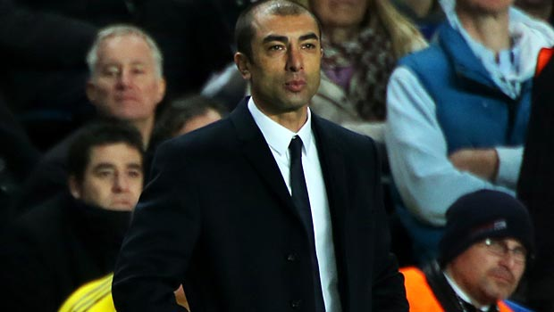 Roberto Di Matteo Chelsea manager