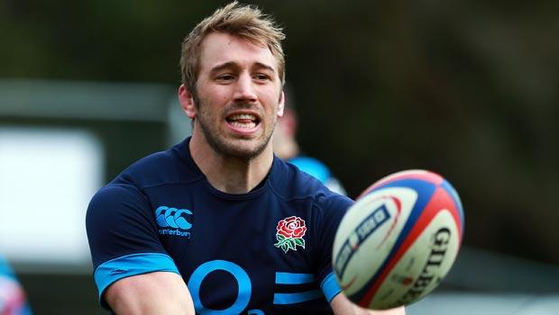 Chris Robshaw England Rugby Union