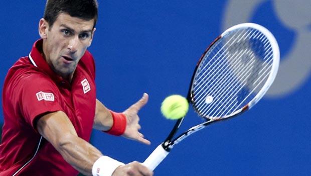 Novak Djokovic China Open
