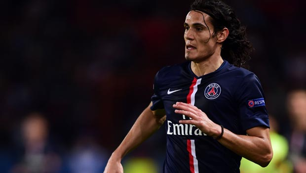 Paris St Germain Edinson Cavani