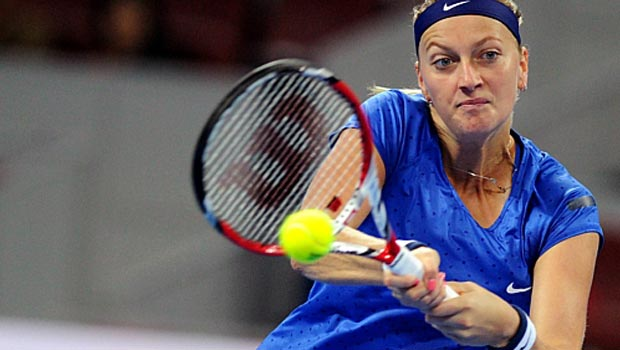 Petra Kvitova China Open