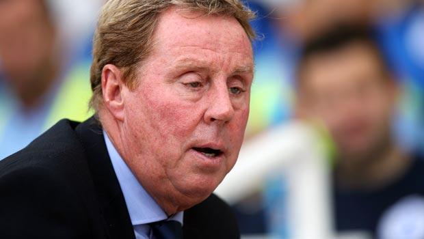 Harry Redknapp QPR boss