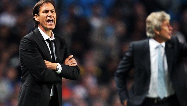 Rudi Garcia AS Roma Coach