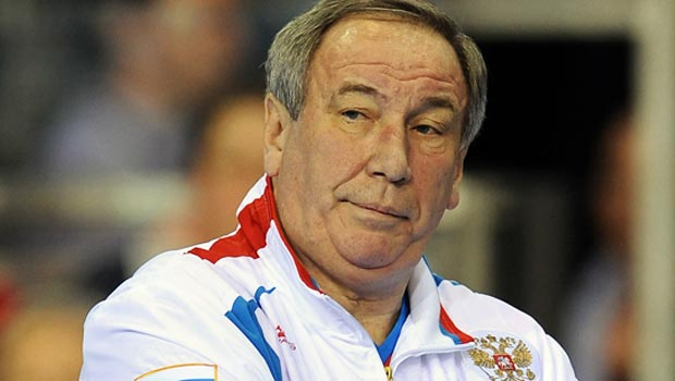 Russian Tennis Federation president Shamil Tarpischev