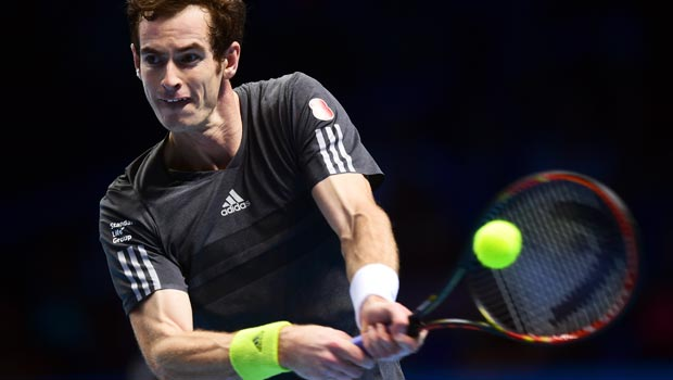Andy Murray ATP World Tour Finals