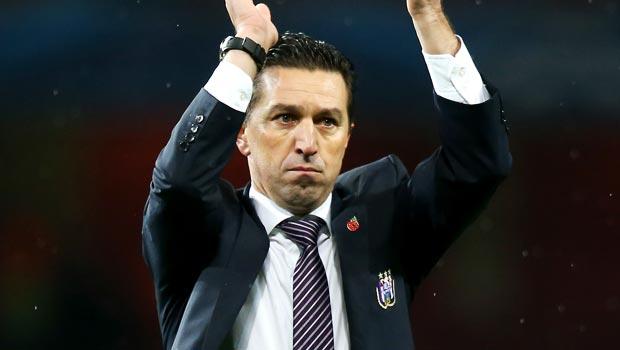 Besnik Hasi Anderlecht manager