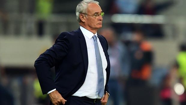 Claudio Ranieri Greece Manager