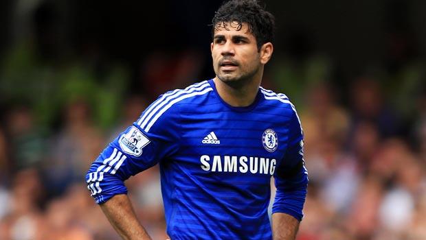 Diego Costa Chelsea Striker
