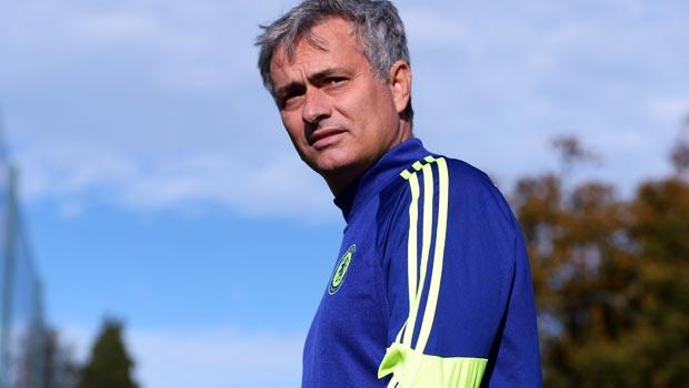 Jose Mourinho Chelsea v NK Maribor