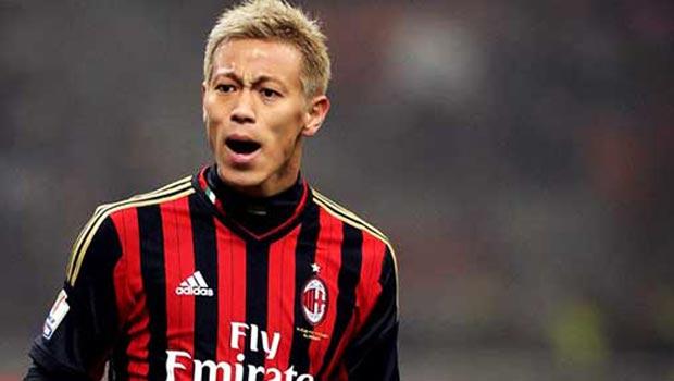 Keisuke Honda AC Milan