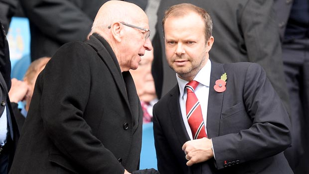 Manchester United vice-chairman Ed Woodward