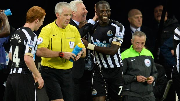 Newcastle United Moussa Sissoko