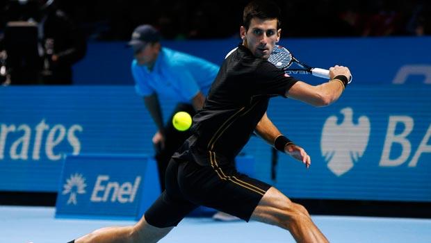 Novak Djokovic ATP World Tour Finals