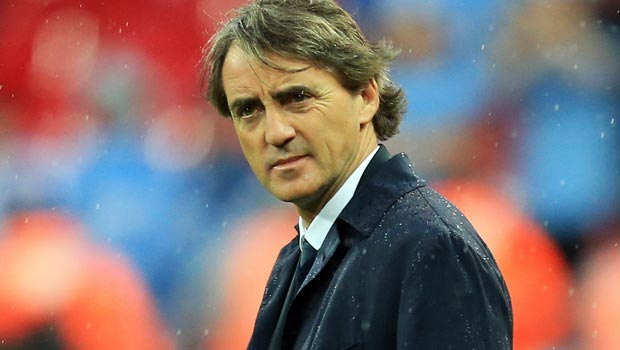 Roberto Mancini ready for Inter Milan