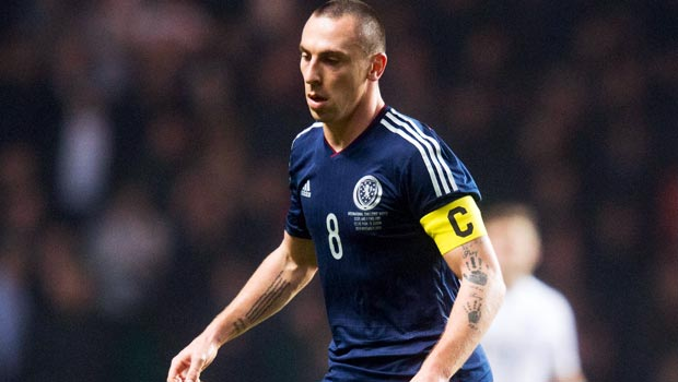 Scotland Scott Brown Euro 2016