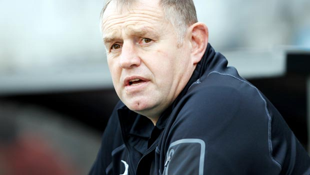 Dean Richards Newcastle Falcons Director of Rugby