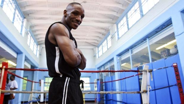 Devon Alexander Boxing