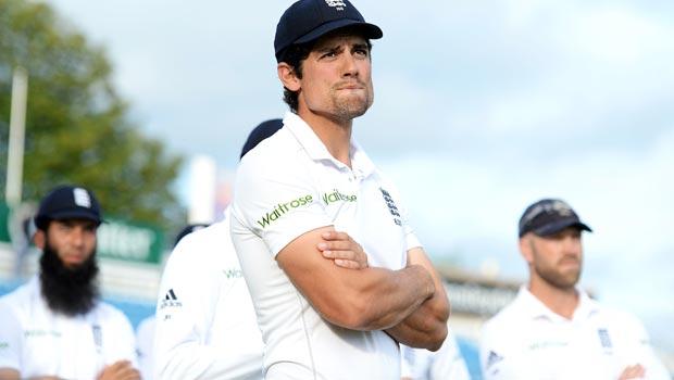 England Alastair Cook Cricket World Cup