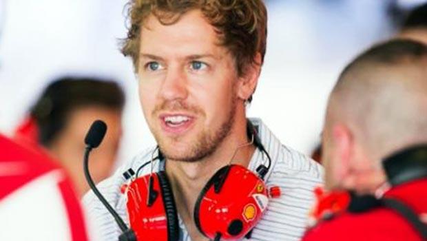 Ferrari signing Sebastian Vettel