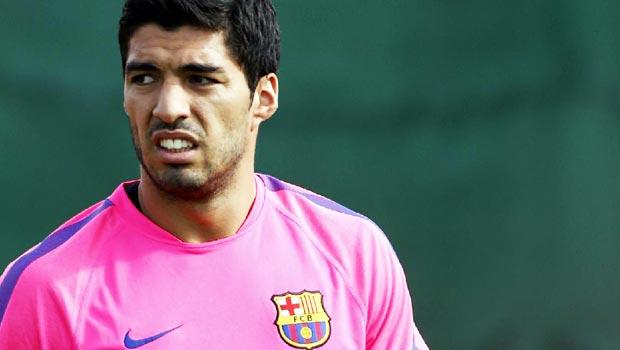 Luis Suarez Barcelona La Liga