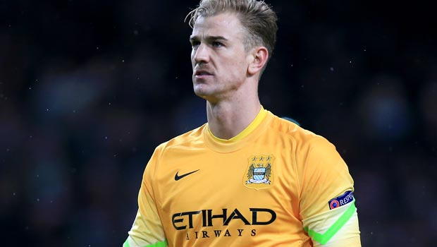Manchester City Joe Hart