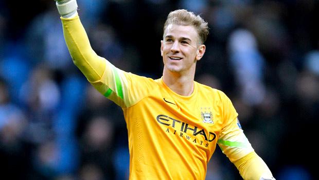 Manchester City Joe Hart