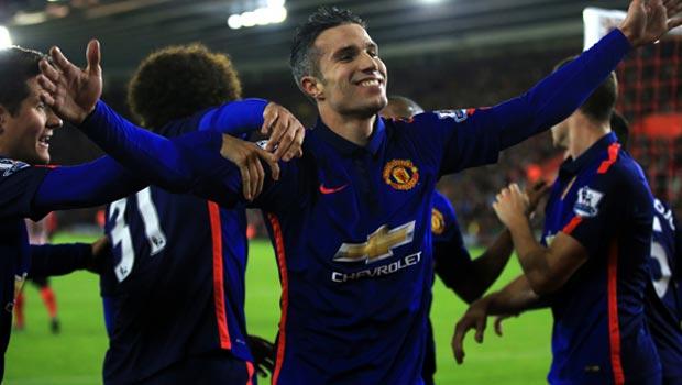 Manchester United Robin van Persie Premier League