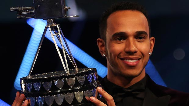 Mercedes Lewis Hamilton BBC Sports Personality of the Year