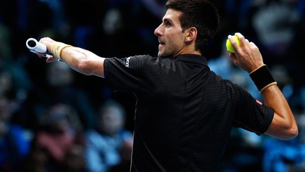 Novak Djokovic ATP Tennis