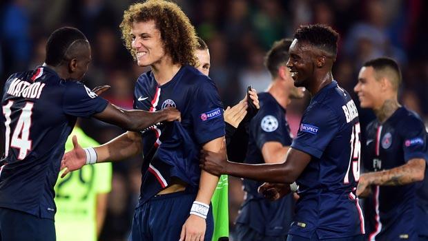 Paris St-Germain Champions League