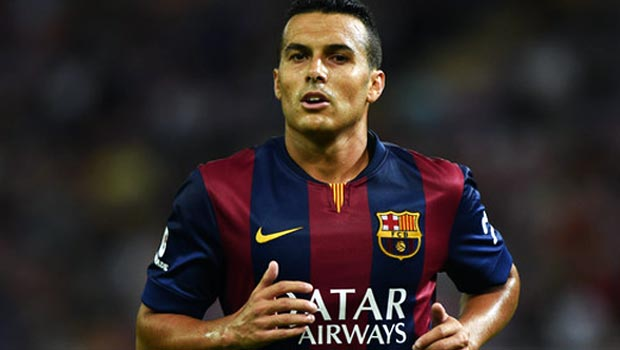 Pedro Rodriguez Barcelona