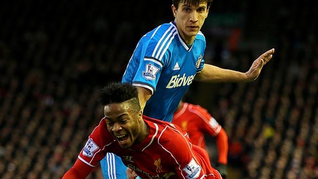 Raheem Sterling Liverpool Premier League