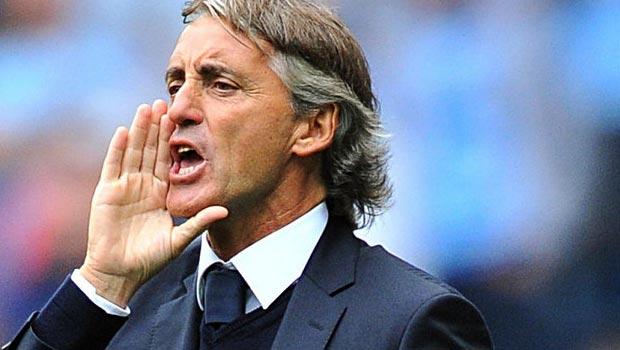 Roberto Mancini Inter Milan Manager