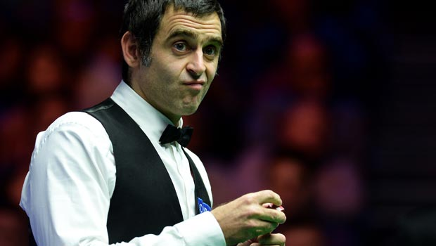 Ronnie O Sullivan UK Snooker Championship
