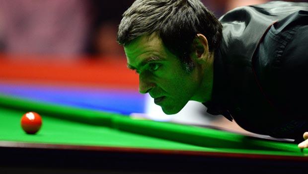 Ronnie O Sullivan v Stuart Bingham UK Championship semi-final