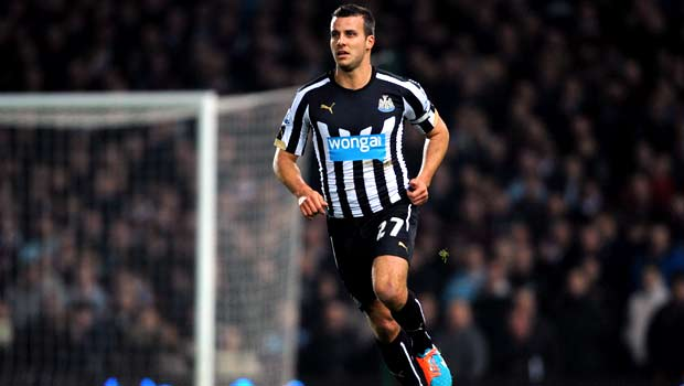 Steven Taylor Newcastle United