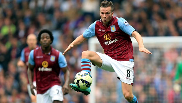 Tom Cleverley Aston Villa