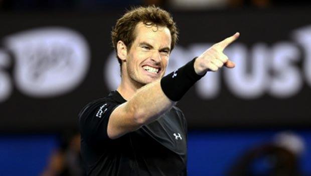 Andy Murray Australian Open 2015