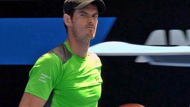 Andy Murray Australian Open ATP Tennis