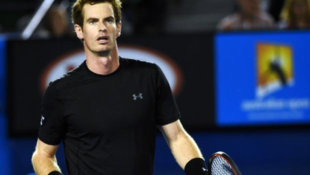 Andy Murray v Grigor Dimitrov Australian Open