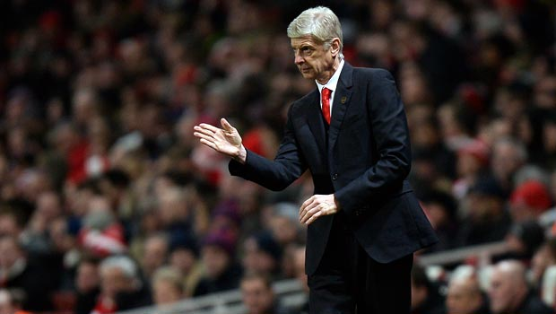 Arsenal manager Arsene Wenger FA Cup