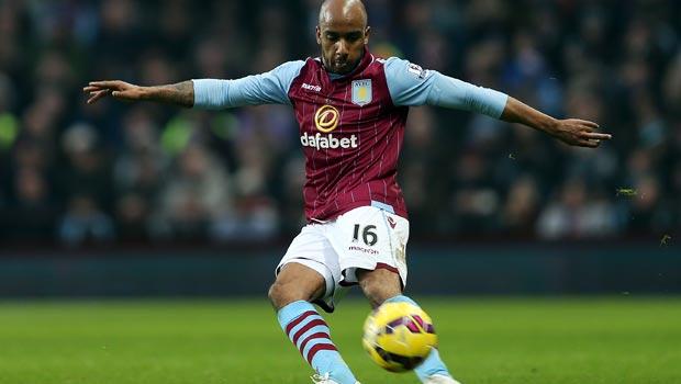 Aston Villa Fabian Delph
