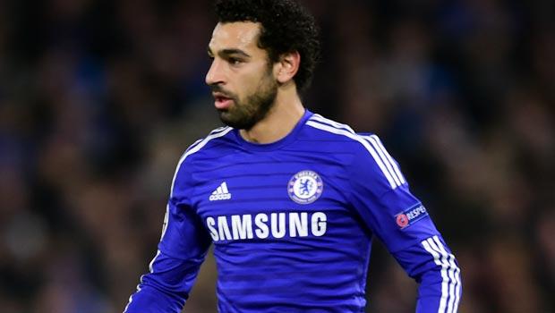 Chelsea Mohamed Salah