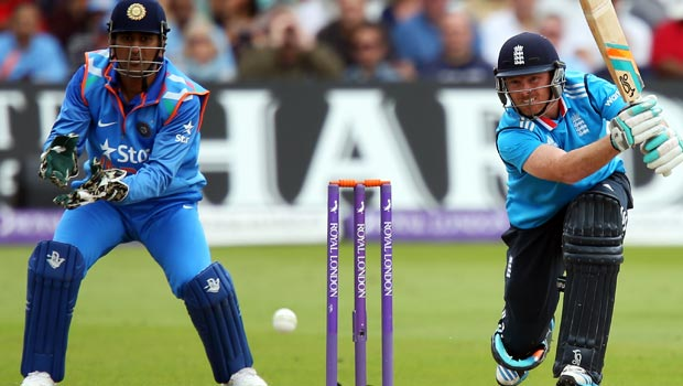 England Ian Bell One Day Triangular Series
