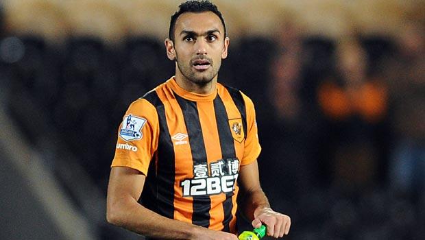 Hull City Ahmed Elmohamady