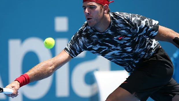 Juan Martin Del Potro Tennis ATP