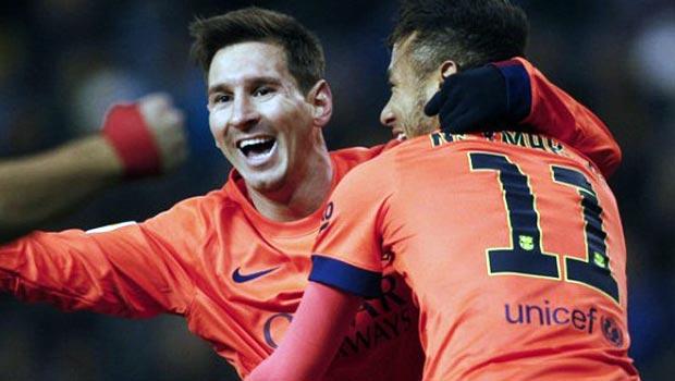 Lionel Messi La Liga Barcelona