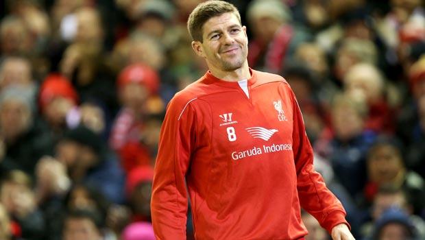 Liverpool Steven Gerrard 1